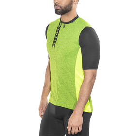 Etxeondo Zabal SS Jersey Men Fluor/Black